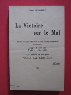 La victoire sur le mal