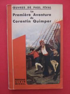 La première aventure de Corentin Quimper