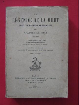 Le légende de la mort chez les bretons armoricains, T2