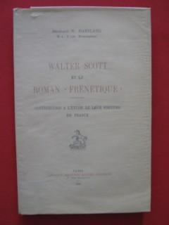 Walter Scott et le roman frénétique