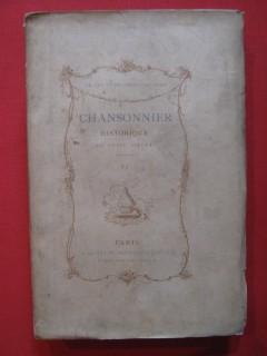 Chansonnier historique du XVIIIe siècle, tome 6
