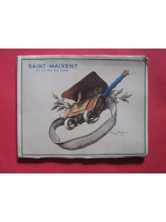 Saint Maixent et la vie militaire