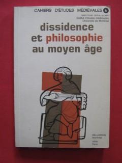 Dissidence et philosophie au moyen age, Dante et ses antécédents