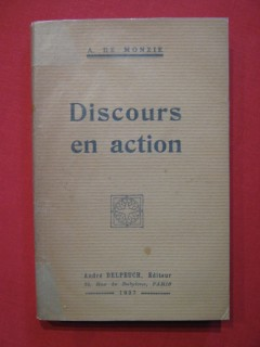 Discours en action