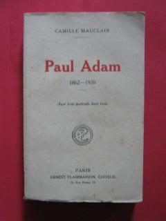 Paul Adam (1862-1920)
