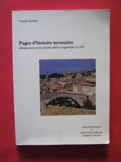 Pages d'histoire nyonsaise