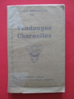 Vendanges charnelles