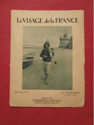 Le visage de la France, la Normandie