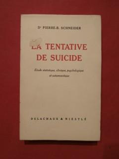 La tentative de suicide