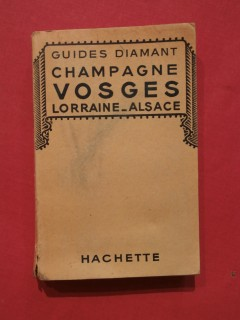 Guide diamant Champagne Ardennes Lorraine Alsace