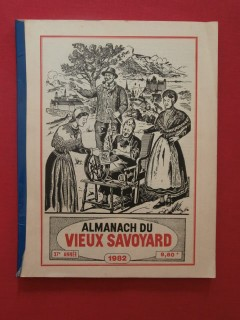 Almanach du vieux savoyard 1982