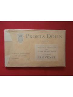 Profils Dolin, routes des Alpes françaises, IIIe partie PROVENCE