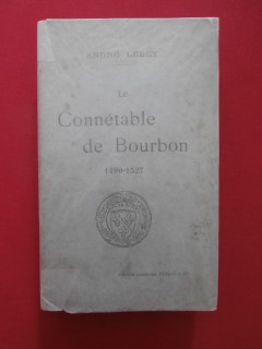 Le connétable de Bourbon