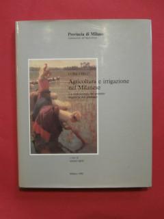 Agricolture e irrigazione nel Milanese