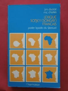 Lexique Sonjey (Songay) Français, parler Kaado du Gorouol
