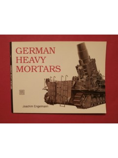 German heavy mortars