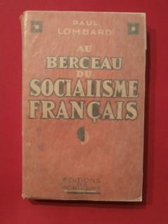 Au berceau du socialisme français