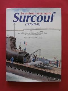 Le croiseur sous marin Surcouf (1926-1942)
