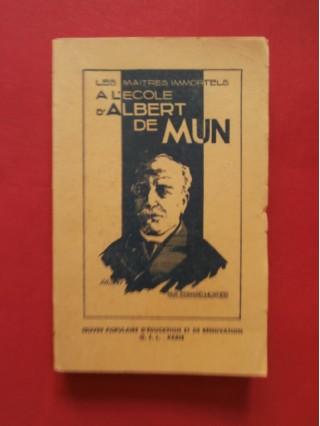 A l'école d'Albert de Mun