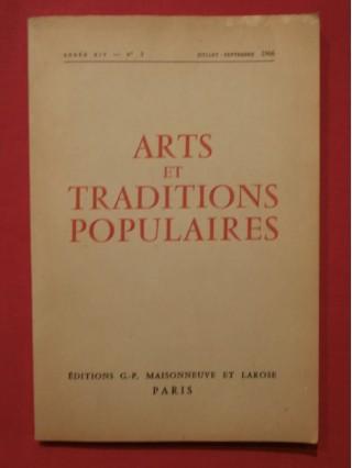 Arts et traditions populaires