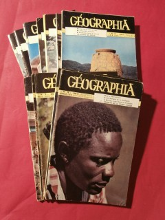 Géographia, année 1958