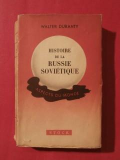 Histoire de la Russie soviétique