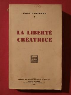 La liberté créatrice