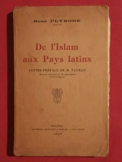 De l'Islam aux pays latins