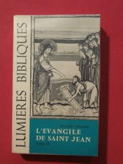 L'évangile de Saint Jean, t3