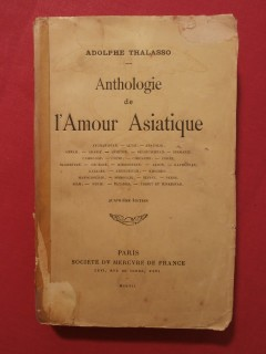 Anthologie de l'amour asiatique