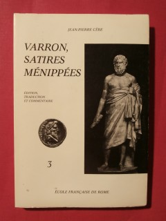 Varron, satires ménippées, T3