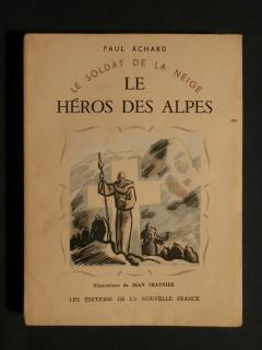 Le héros des Alpes, le soldat de la neige