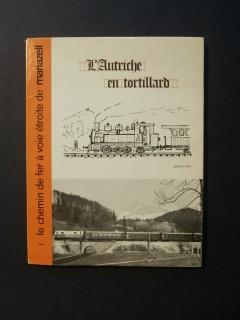 Le chemin de fer à voie étroite de Mariazell, l'Autriche en tortillard