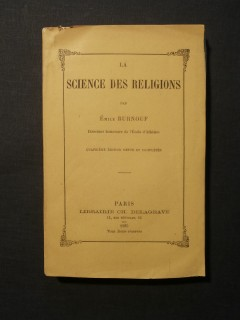 La science des riligions