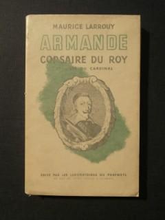 Armande corsaire du roy et nièce du cardinal