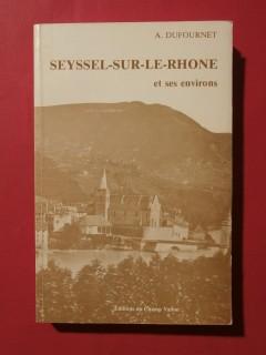 Seyssel sur le Rhône et ses environs