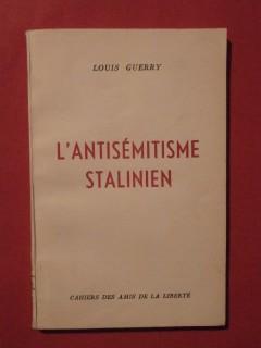 L'antisémitisme stalinien