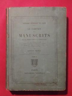 Le cabinet des manuscrits de la bibliothèque nationale, tome 2