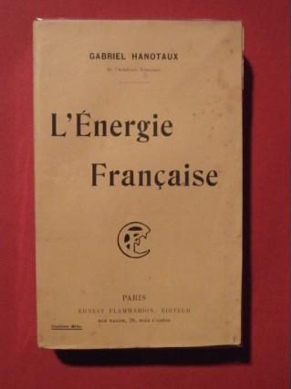 L'énergie française