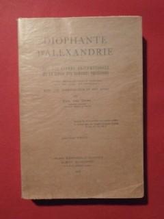 Les six livres d'arithmétiques et le livre des nombres polygones