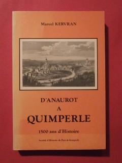 D'anaurot à Quimperle, 1500 ans d'histoirea