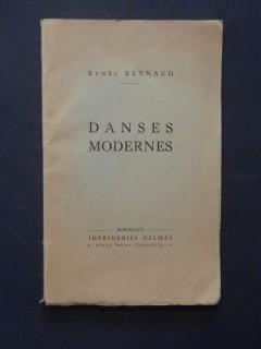 Danse modernes
