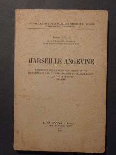 Marseille angevine