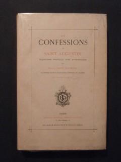 Les confessions de St Augustin