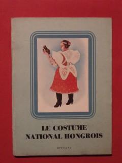 Le costume national hongrois