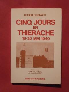 Cinq jours en Thiérache, 16-20 mai 1940