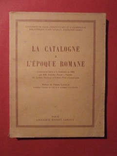La Catalogne à l'époque romane