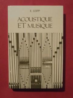 Acoustique et musique