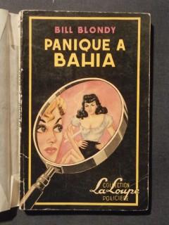 Panique à Bahia