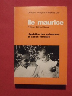 Ile Maurice, régulation des naissances et action familiale